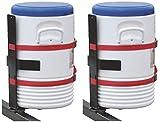 Buyers LT25 Water Cooler Landscape Truck & Trailer Rack