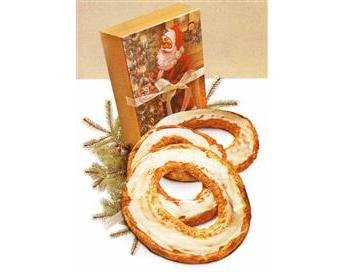 Christmas Kringle Assortment Gift Box - 3 Kringles