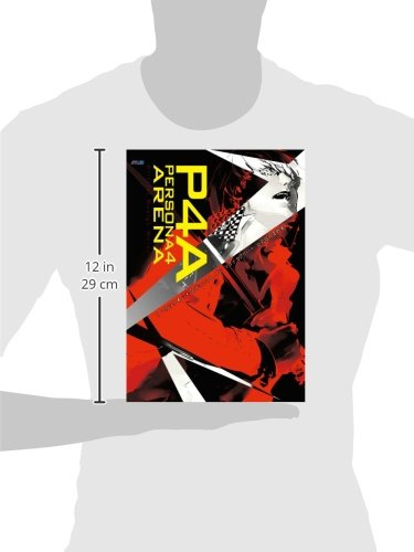 Image of Persona 4 Arena: Official Design Works