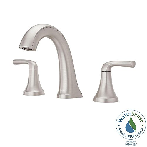 8 in brushed nickel faucet - 4