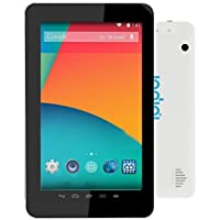 Indigi 7.0 Fastest Dual-Core Black Android 4.2 Tablet PC HDMI Google Play Leather Back