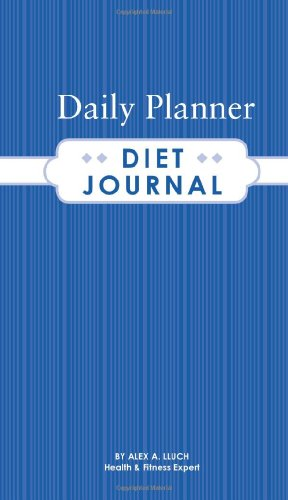 Daily Planner Diet Journal