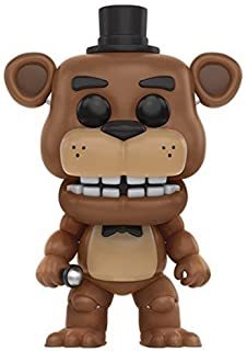 Funko - Freddy Figura de Vinilo, colección de Pop, seria FNAF (11029)