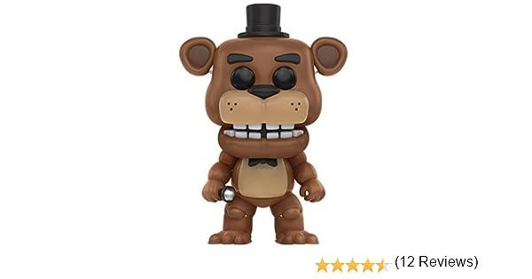 Funko- Freddy Figura de Vinilo, colección de Pop, seria FNAF (11029)
