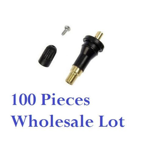100 TPMS Valve Stem Rebuild Kit 20008 Tire Pressure Sensor Service Pack Kit by RPG (Image #1)