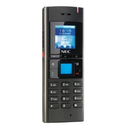 /G266/DECT con clip de cintur/ón y es recargable Requiere EU917036 Tel/éfono NEC EU917030/ EU917033.