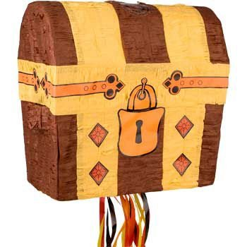 Ya Otta Treasure Chest Pinata ()