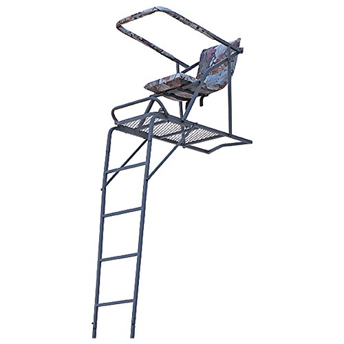 Guide Gear 17' Extreme Comfort Ladder Tree Stand by Guide Gear