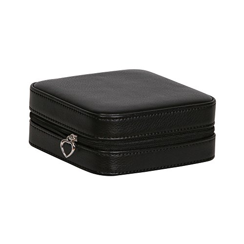 Dana Faux Leather Jewelry Box by Mele & Co.