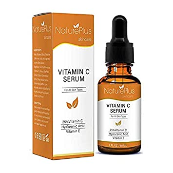 Amazon.com: Sérum vitamina C para cara, natural y orgánico ...