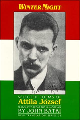 Amazoncom Winter Night Selected Poems Of Attila Jozsef
