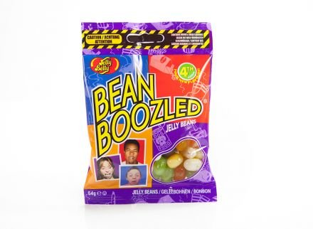 Jelly Belly Bean Boozled 4th Edition Bag, 1.9 ounces