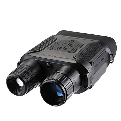 - Qnlly Digital Night Vision Binoculars 2x31mm-400m/1300ft Viewing Range and Super Large 4'' Viewing Screen Infrared Scope in Full Dark