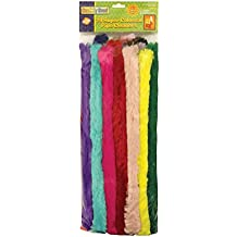 Chenille Kraft Creativity Street Super Colossal Stem Wire Pipe Cleaner44; 1 x 18 In. Pack 24