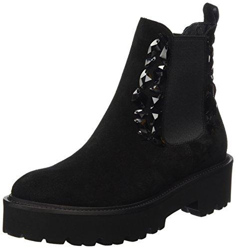 540 Femme Chelsea Schmenger Noir black Und Kennel Bobby Boots schwarz zAanpZwqW