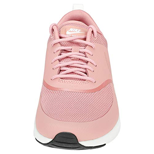 Basses Black Sneakers Rust Air White Multicolore WMNS Femme Summit NIKE Max 001 Thea Pink Rust Pink X6Wqg
