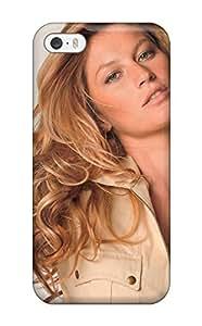 Iphone 5/5s Case Bumper Tpu Skin Cover For Gisele Bundchen Accessories