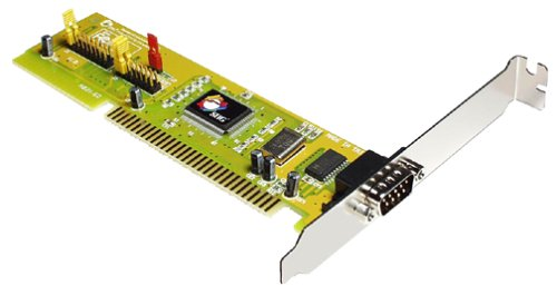 SIIG 1Ser 16550 DB9 ISA Hi Speed Serial Pro I/O Hi Irq by SIIG (Image #1)
