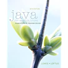 Java Software Solutions (8th Edition)