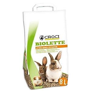 Croci R4075713 - Lettiera Biolette, 8 Litri 41EACfoy5oL. SS300