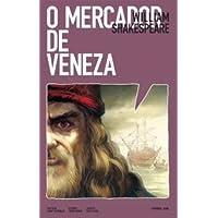 O Mercador de Veneza - Volume 1. Coleção Farol HQ