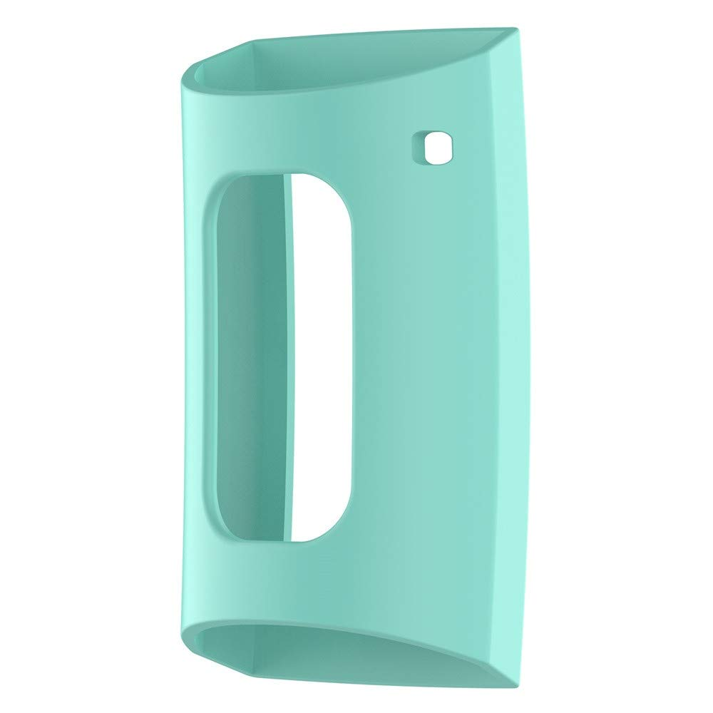 Case Compatible for Fitbit Charge 3 Watch,Full Cover Slim Soft TPU Protective Bumper Case Cover (Mint Green)