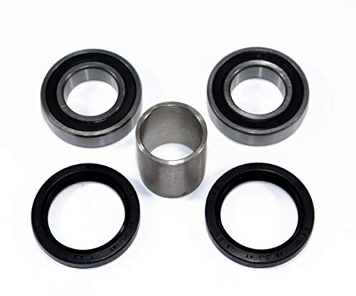 Kawasaki Mule KAF620 / KAF590 Front Wheel Bearings, Seals, Spacer/Collar Kit