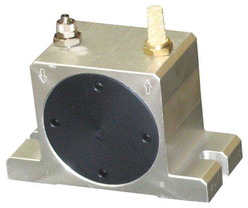 12500 Vpm and 1586 lbs//force @ 58 psi Oli Vibrator OT 30 Turbine-Type Pneumatic Vibrator