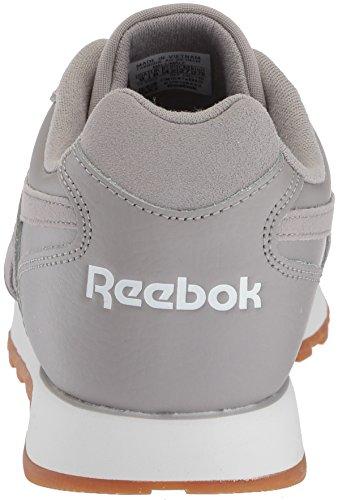 Reebok Heren Classic Harman Run Sneaker Poeder Grijs / Wit / Gum