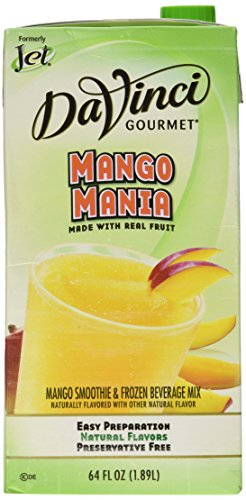 Jet Tea Mango Mania Smoothie Mix 64 ()