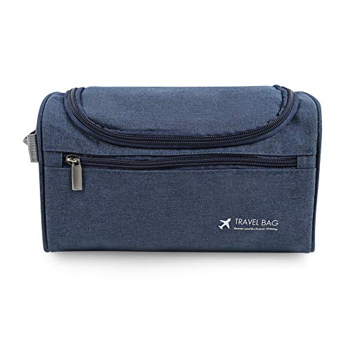 KF Portable Foldable Water Resistant Wash Storage Bag with Hook