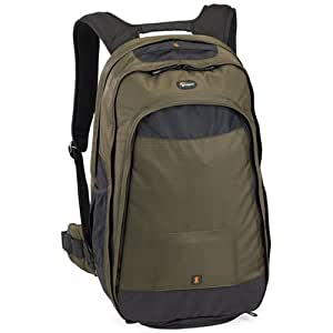 Lowepro Scope Photo Travel 350 AW - Funda (Oliva, 2.1 kg, 330 x 540 x 235 mm)