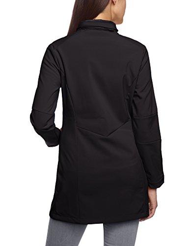 F pour Campagnolo Noir femme Noir CMP Softshell Veste U901 LLI 6nSqx4g1