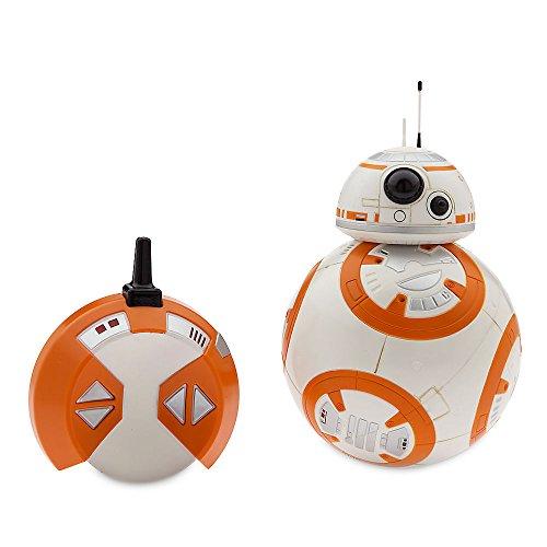 Star Wars Remote Control Deluxe BB-8 The Last Jedi ()