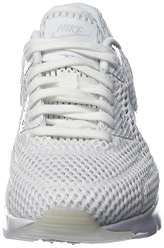 Nike W Air Max 90 Chaussures De Sport Ultra Br, Noir, 36 Eu ((bianco Platine Blanc / Pur / Platine Pur) Platine Blanc / Pur / Platine Pur) Ivoire
