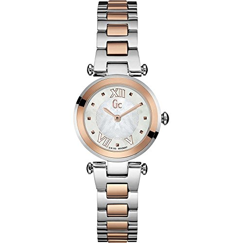 Brand New Guess Collection GC Rose gold Ladies Y07002L1 Watch