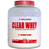 Clear Whey 100% Isolate 1814g Cellgenix Baunilha