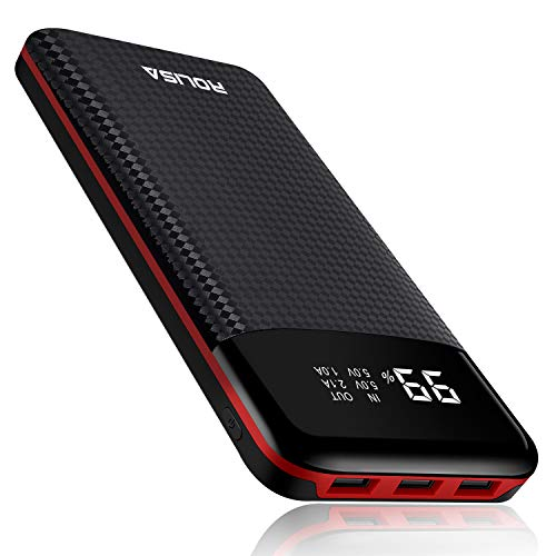 Portable Charger 24000mAh Capacity Compatible