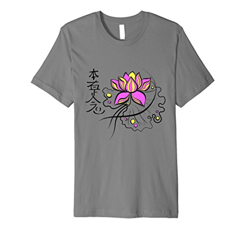 Hon Sha Ze Sho Nen Colored Reiki Gift T shirt Reiki Shirt