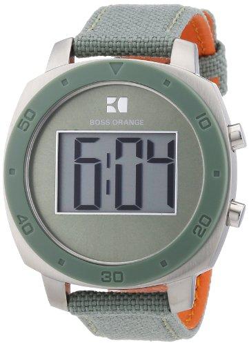 Hugo Boss Unisex-Armbanduhr Analog Quarz Plastik 1502291
