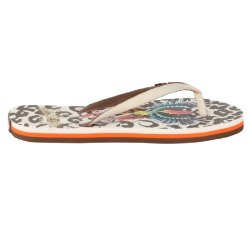 Ed White Hardy Jungle Sandal Jungle Off Flop Flop Sandal Flip Ed Hardy Womens Womens Flip nSAwYqqp
