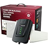 weBoost Connect 4G Indoor Cell Phone Signal Booster for Home and Office - Supports 5,000 Square Foot Area