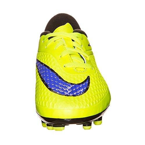 Hypervenom Nike Phelon Persian Boys black Football Premium Violet Boots Volt grArnRx