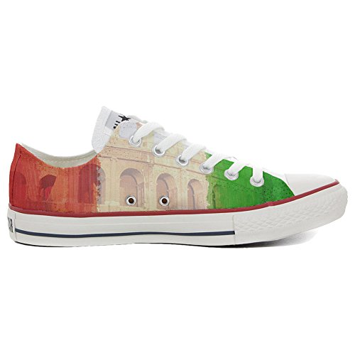 Converse All Star Chaussures Coutume (produit artisanal) Slim Italy Style