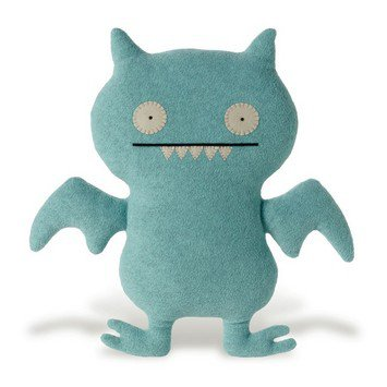 """Uglydoll 12"""" Ice-Bat Classic Plush in Blue for sale  Delivered anywhere in USA"""
