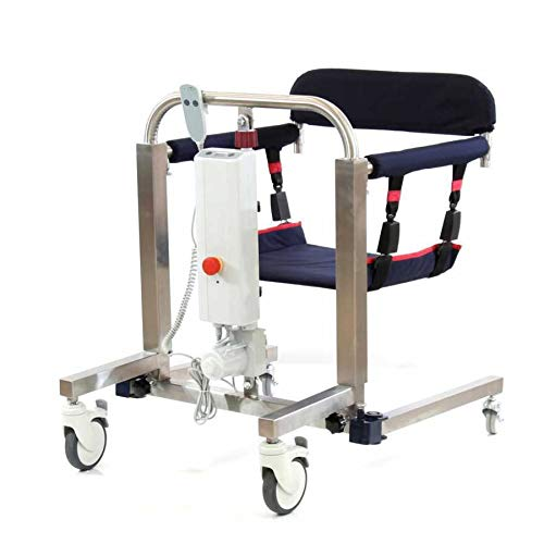 Thrive Mobility Advance Electric EZ Body Lift Patient Transfer Power Hoyer  Lift Automated Patient Transfer Mobility Aid