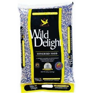 Wild Delight 377200 20-Pound Songbird Food, My Pet Supplies