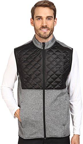 adidas Golf Men's CLIMAHEAT? Prime Quilted Full Zip Vest -  AF2735-Parent