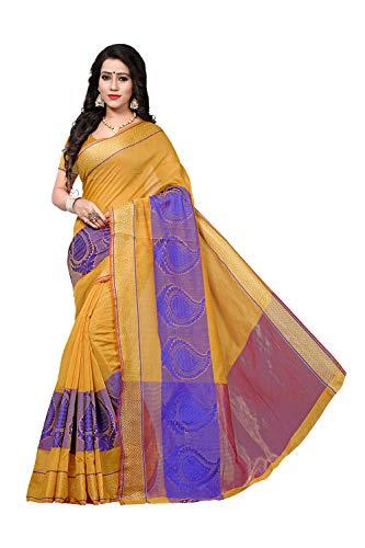 Da Facioun Indian Sarees Women Wedding Designer Party Wear Traditional Sari. Da Facioun Femmes Indiennes De Saris Concepteur De Mariage Tenues De Soirée Sari Traditionnel. Mehandi Yellow 4 Mehandi Jaune 4