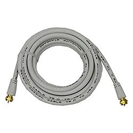 RV Trailer PRIME PRODCT 6 COAXIAL CABLE Audio/ Video Cable